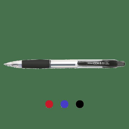 PENAC Japan - Kugelschreiber CCH-3 Übersicht