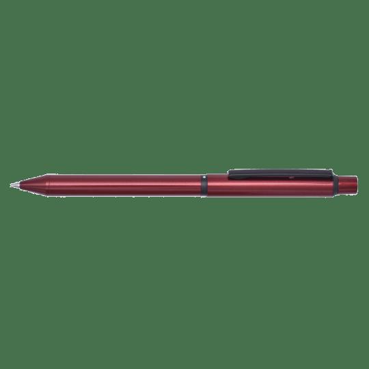 PENAC Japan - Multifunktionsstift MULTISYNC MS207 metallic-rot