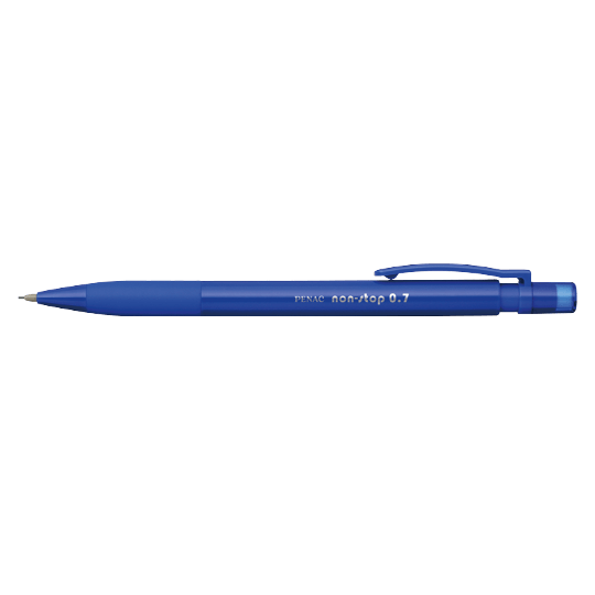 PENAC Japan - Druckbleistift NON-STOP blau