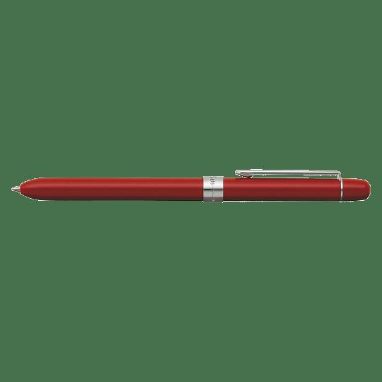 PENAC Japan - Multifunktionsstift SLIM rot