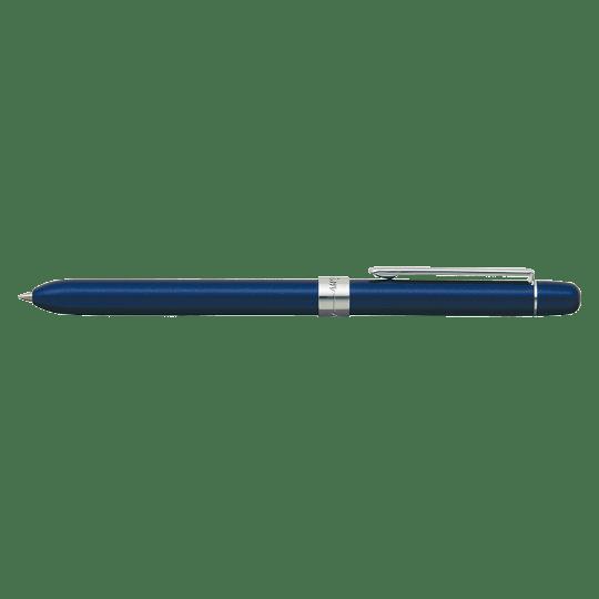 PENAC Japan - Multifunktionsstift SLIM blau