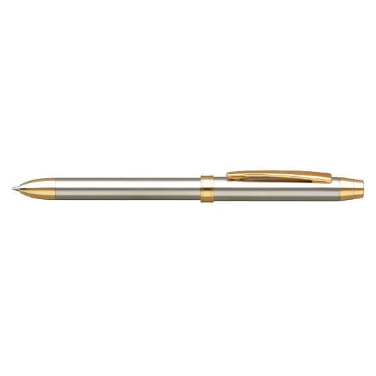 PENAC Japan - Multifunktionsstift ELE-SG silber/gold