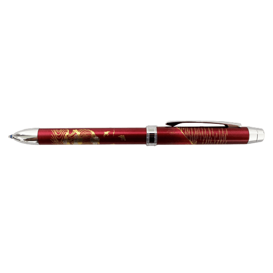 PENAC Japan - Multifunktionsstift MAKIE MOUNT FUJI rot