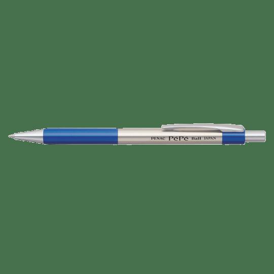 PENAC Japan - Kugelschreiber PEPE blau