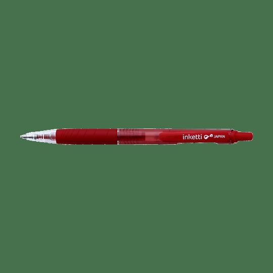 PENAC Japan - Gelschreiber INKETTI 0.7 rot