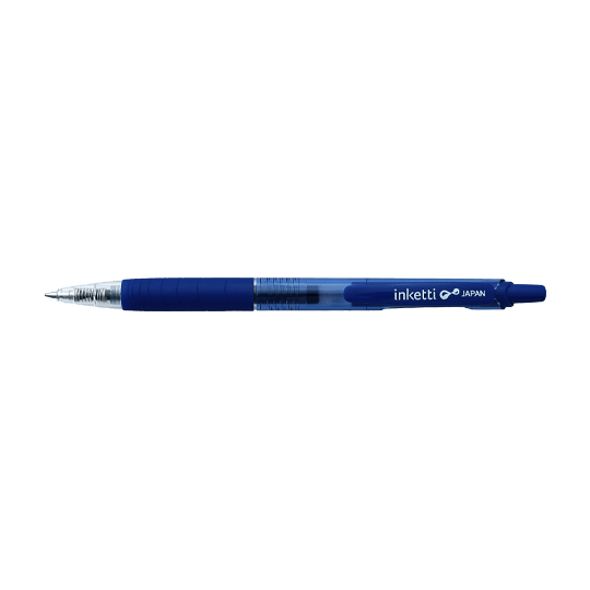 PENAC Japan - Gelschreiber INKETTI 0.7 blau