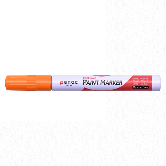PREMIUM PAINT MARKER Orange