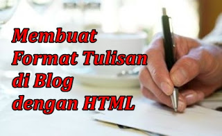 Photo of Cara Membuat Tulisan di Blog Rata Tengah, Kiri, Kanan dan Justify
