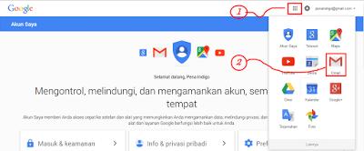 memmulai email baru dengan gmail