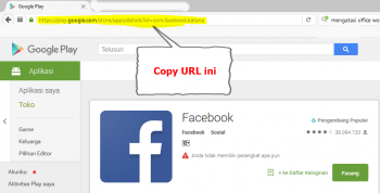 cara download file apk dari komputer