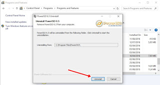 Cara Uninstall Aplikasi dan Software di komputer Windows