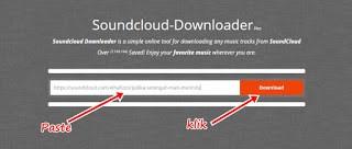Cara Terbaru Download Musik di Soundcloud Gratis