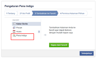 cara membuat fanspage facebook 3
