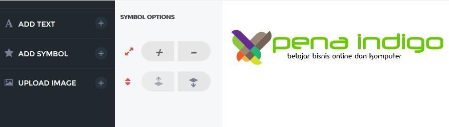 cara membuat logo secara online gratis