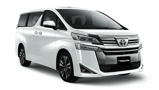 review toyota vellfire