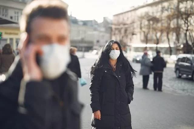 masker mengurangi penularan covid-19 dari orang tanpa gejala