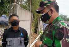 Komandan Sektor 21 Citarum Harum Sidak PT Kewalram