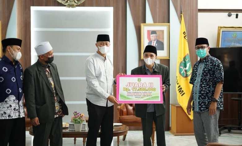 Pemkot Sukabumi Beri Kado Spesial untuk Para STQH