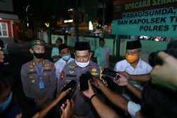 Polisi Bepergian Wajib Rapid Test