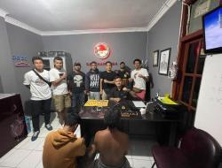Edar Narkoba, Dua Pemuda Tubo Dibekuk Polisi