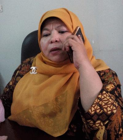 Yati Rohayati, Ketua BPP DPRD Kota Tangerang (asset daerah)