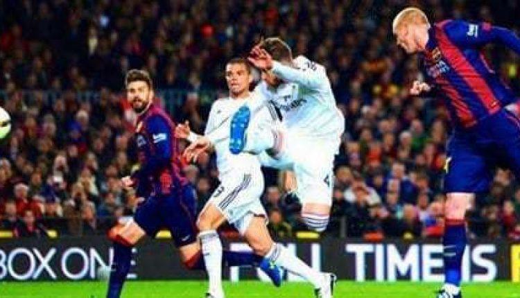 El Clsicco Barcelona vs Real Madrid