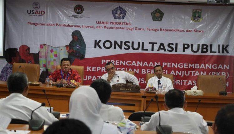 konsultasi publik perencanaan PKB