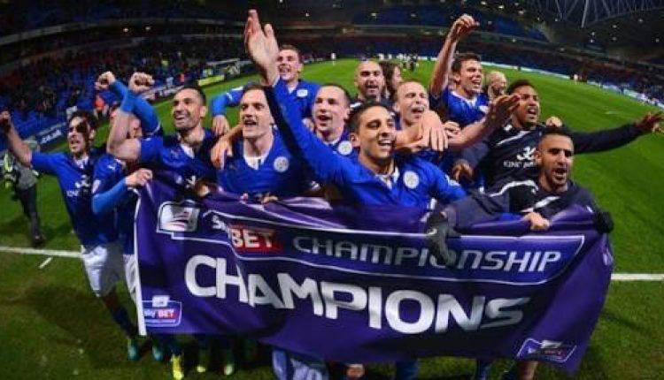 Juara Premier League Leicester City