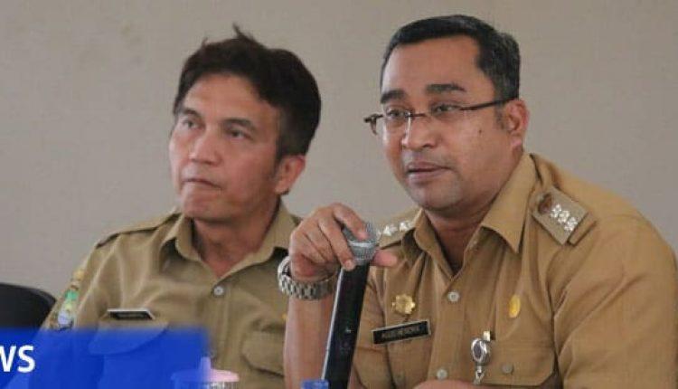 Menara BTS Ilegal Camat Tangerang Khawatir