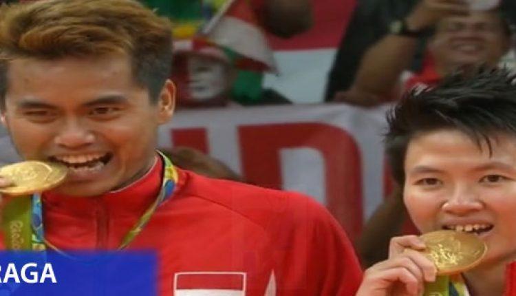 medali emas Olimpiade Rio 2016