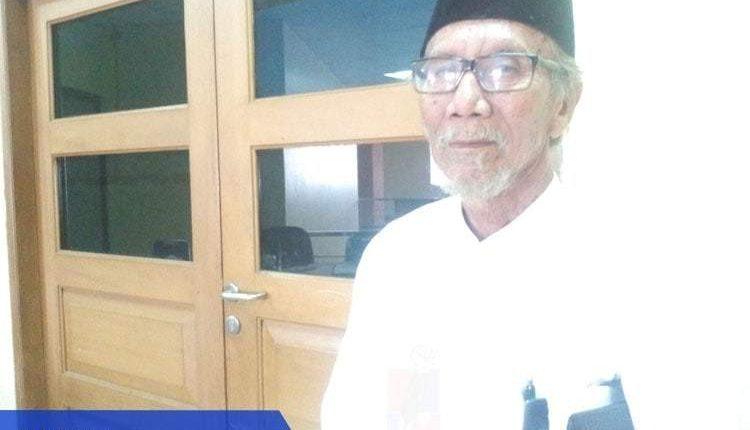 KH. Edi Nahrawi MUI Kota Tangerang