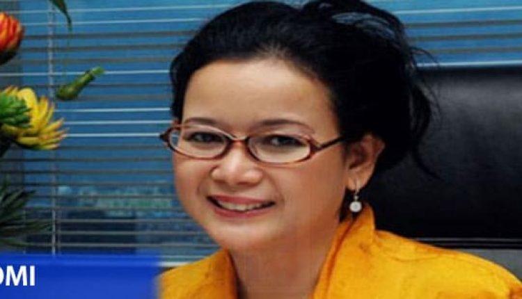 Ketua Delegasi Kadin Miryana S Haryani
