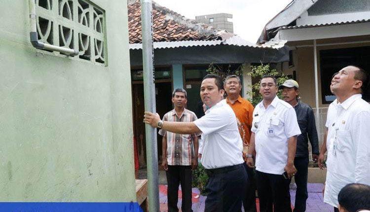 walikota Sidak Tangerang Terang