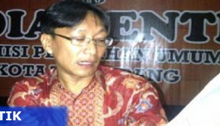 pendaftaran pilkada KPU Banten