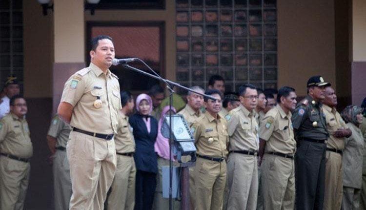 pejabat pemkot tangerang dilantik