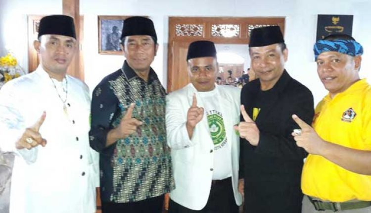 H Lulung Tokoh PPP Dukung WH-Andika