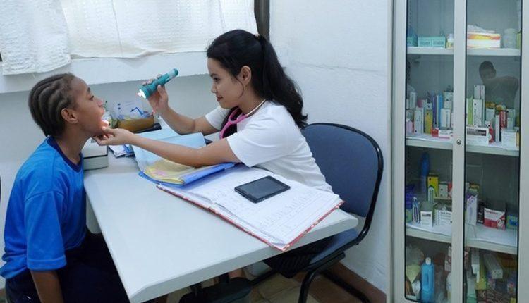 Ketersediaan Unit Kesehatan Sekolah