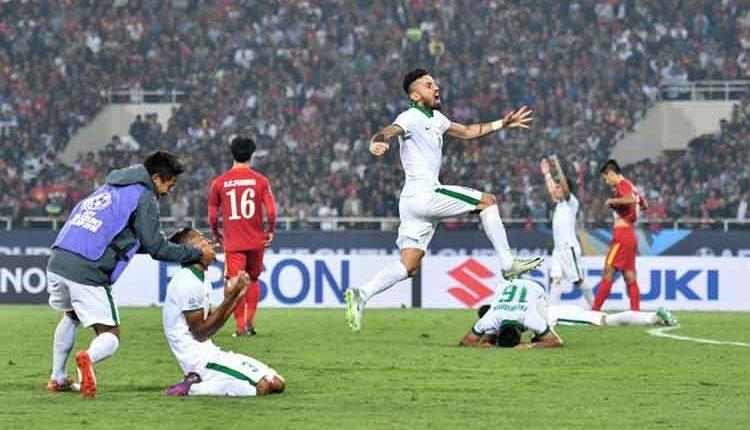 Timnas Indonesia Puasa Gelar Piala AFF