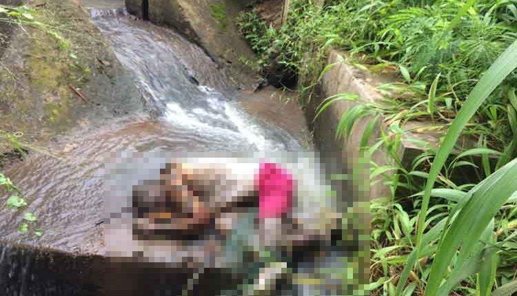 penemuan mayat di baros serang Banten