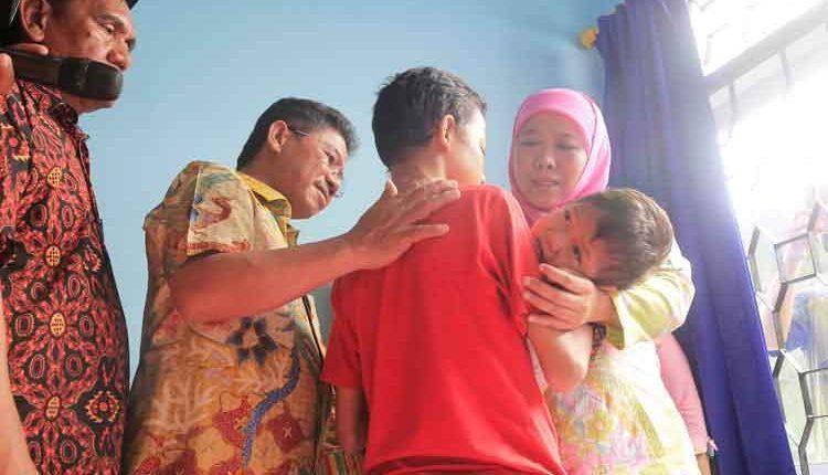 Mensos di rumah singgah dinsos Kota Tangerang