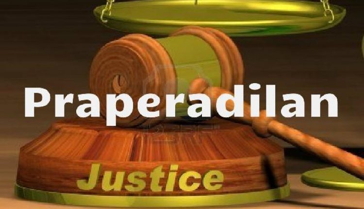 pra peradilan kasus pengerusakan