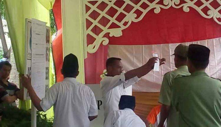 WH unggul di PSU teluk Naga Tangerang