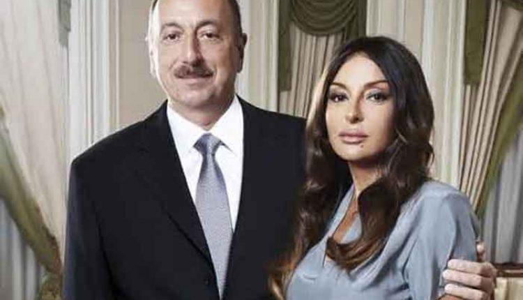 aliyev tunjuk istrinya jadi wakil Presiden
