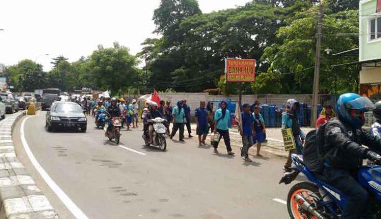 Longmarc buruh pelabuhan Indonesia medan