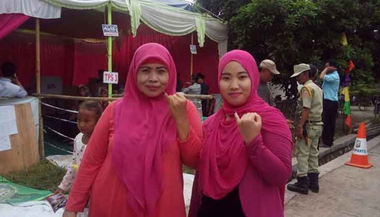 hak suara PSU Pilkada Banten 2017