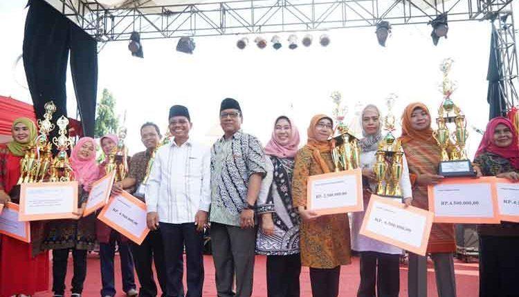 nilai transaksi Tangerang expo 2017 meningkat