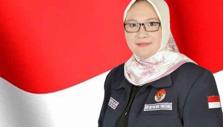 Ella Silvia ikut bursa calon Pilkada Kota Tangerang