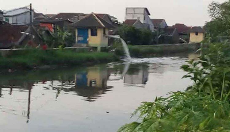 Tanggul Kali Ledug Garden City