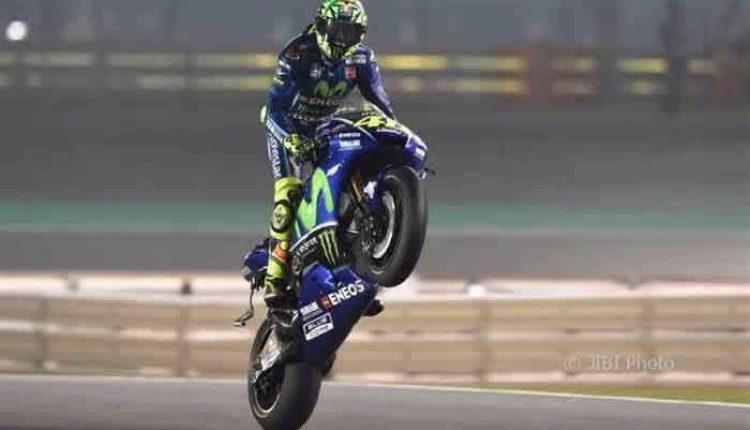 Valentino Rossi GP Qatar 2017