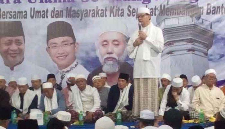 MTQ XIV Banten kata Wahidin halim